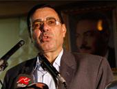 عبد الفتاح إبراهيم رئيس النقابة العامة للغزل والنسيج