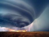 عاصفة ـ صورة أرشيفية