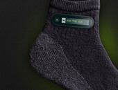 أول جوارب ذكية فى العالم