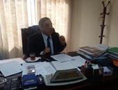 المحاسب خالد الغزالى حرب رئيس شركة فوسفات مصر