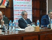 افتتاح المؤتمر السنوى للغرفة التجارية بأسوان بمشاركة وزير الصناعة
