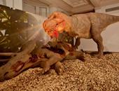 ديناصورات بمهرجان الشارقة