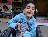 """أحمد رحل منذ أيام متأثراً بـ""""ضمور العضلات"""".. ومريم تنتظر ذات المصير"""