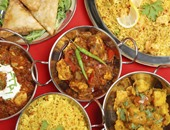 طعام هندى
