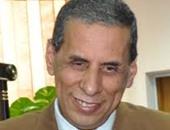 الدكتور راشد القصبى القائم بأعمال رئيس جامعة بورسعيد