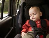 نوم طفل - أرشيفية