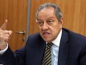منير فخرى عبد النور وزير الصناعة والتجارة والمشروعات الصغيرة والمتوسطة
