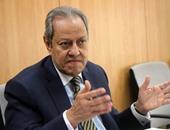منير فخرى عبد النور وزير الصناعة والتجارة