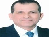 اللواء طيار احمد جنينه رئيس شركة ميناء القاهرة الجوى