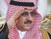 الأمير محمد بن نايف بن عبدالعزيز ولى العهد السعودى