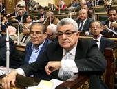 النائب هانى أباظة وكيل لجنة التعليم بمجلس النواب