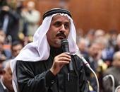 سلامة الرقيعى عضو مجلس النواب بشمال سيناء