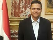 ايهاب غطاطى عضو مجلس النواب