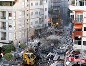 انهيار مبنى - أرشيفية
