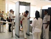 الشرطة - تفتيش المطار - وزارة الداخلية