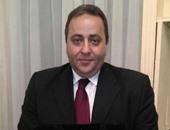 السفير المصرى فى الجزائر عمر أبو عيش