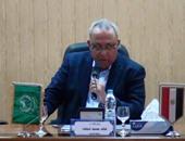 اللواء خالد سعيد  محافظ الشرقية