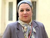 النائبة ماجدة نصر عضو لجنة التعليم بالبرلمان
