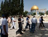 مستوطنون إسرائيليون يقتحمون ساحات الأقصى - ارشيفية
