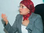 النائبة هالة أبو السعد رئيس الهيئة البرلمانية لحزب المحافظين