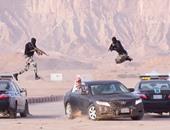 جانب من تدريبات القوات السعودية لمحاربة الإرهاب _ صورة أرشيفية