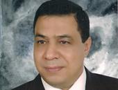 حسنى حافظ رئيس اللجنة العامة لحزب الوفد
