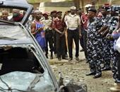 سيارة مفخخة فى نيجيريا _ أرشيفية