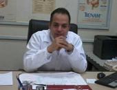 الدكتور كريم صبرى مدرس الجراحة العامة بكلية طب عين شمس