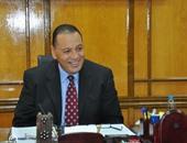 الدكتور ممدوح غراب رئيس جامعة قناة السويس