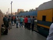 محطة سكه حديد - صورة ارشيفية