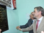 سفير البرازيل يفتتح قسم اللغة البرتغالية بجامعة أسوان