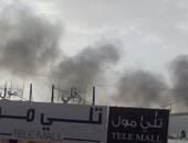 طائرات التحالف العربى تقصف ميليشيات الحوثى