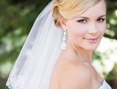العروس يوم الزفاف