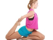 اليوجا تساعدك فى تنظيم الدورة الشهرية