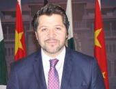 حكمت خليل كرزاى نائب وزير الخارجية الأفغانى