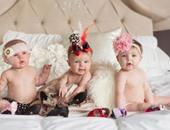 أطفال حديثو الولادة