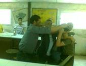 اعتداء مدرس - أرشيفية