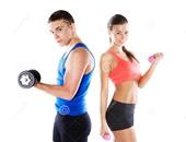 التمارين الرياضية - أرشيفية