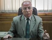 حلمى النمنم القائم بأعمال رئيس الهيئة المصرية العامة للكتاب