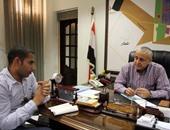 المهندس عبد المطلب عمارة المشرف على تطوير وتنمية المدن الجديدة