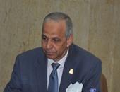 محمود عشماوى محافظ الوادى الجديد