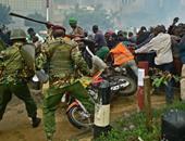 قوات الأمن الكينية - صورة أرشيفية