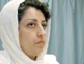 الناشطة نرجس محمدى