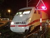حادث تصادم قطار _ صورة أرشيفية