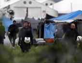 مخيم لاجئين   ارشيفية