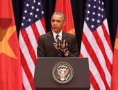 الرئيس الأمريكى باراك أوباما