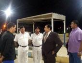 اللواء على العزازى مدير امن الإسماعيلية