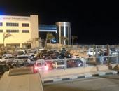 ميناء الغردقة يستقبل العبارة القاهرة