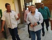 جانب من جولة طاهر أبو زيد