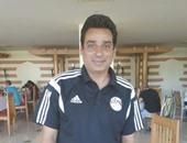 أحمد عبد الرازق المدير الفنى لمنتخب الشاطئية
